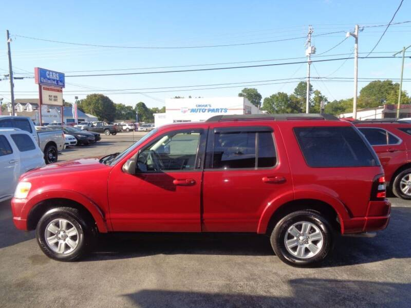 2009 Ford Explorer for sale at Cars Unlimited Inc in Lebanon TN