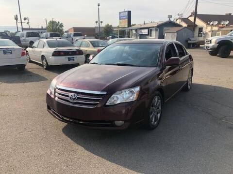 2006 Toyota Avalon for sale at Orem Auto Outlet in Orem UT