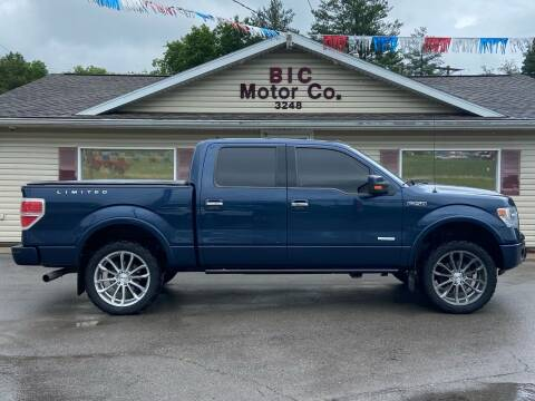 2014 Ford F-150 for sale at Bic Motors in Jackson MO
