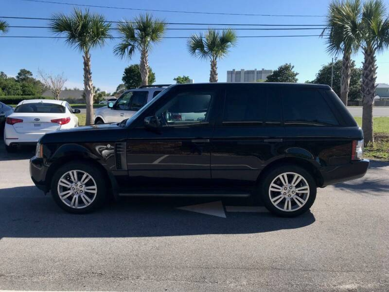 2011 Land Rover Range Rover for sale at Gulf Financial Solutions Inc DBA GFS Autos in Panama City Beach FL