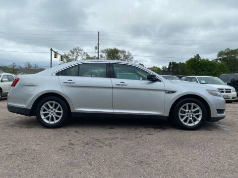2013 Ford Taurus for sale at RIVERSIDE AUTO SALES in Sioux City IA