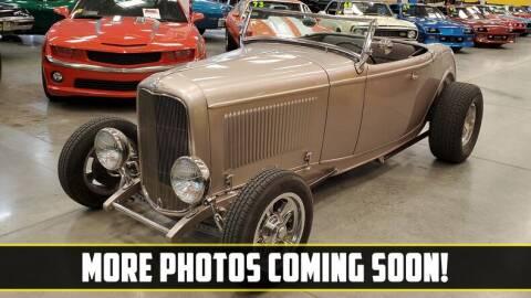 1932 Ford Model A for sale at UNIQUE SPECIALTY & CLASSICS in Mankato MN