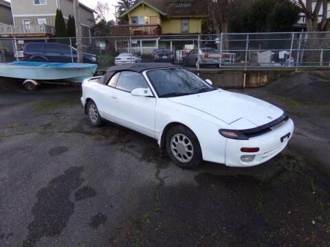 1992 Toyota Celica for sale at Signature Auto Sales in Bremerton WA