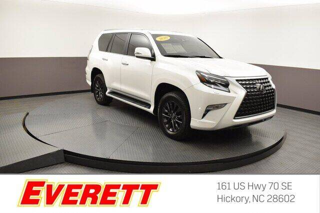 2020 Lexus GX 460 for sale at Everett Chevrolet Buick GMC in Hickory NC