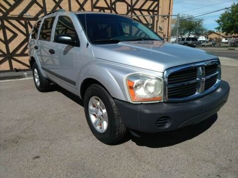 2005 Dodge Durango for sale at Used Car Showcase in Phoenix AZ
