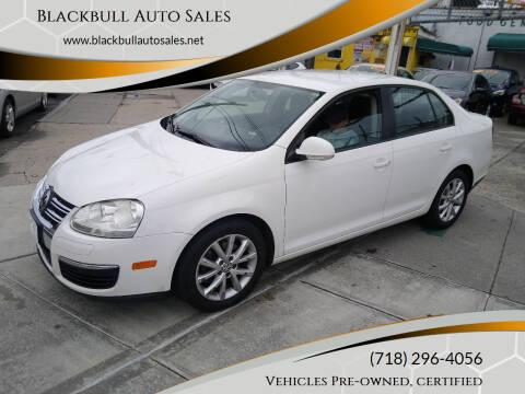 2010 Volkswagen Jetta for sale at Blackbull Auto Sales in Ozone Park NY