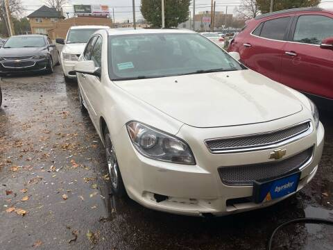 2011 Chevrolet Malibu for sale at Right Place Auto Sales in Indianapolis IN