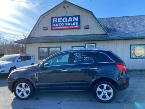 2014 Chevrolet Captiva Sport for sale at Mark Regan Auto Sales in Oswego NY