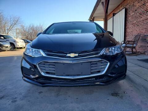 2017 Chevrolet Cruze for sale at Star Autogroup, LLC in Grand Prairie TX