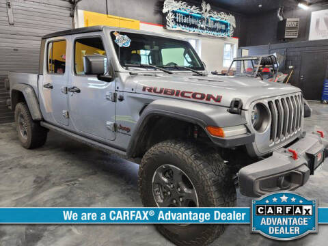 2020 Jeep Gladiator for sale at RoseLux Motors LLC in Schnecksville PA