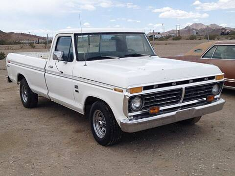 1974 Ford Ranger for sale at Collector Car Channel - Desert Gardens Mobile Homes in Quartzsite AZ