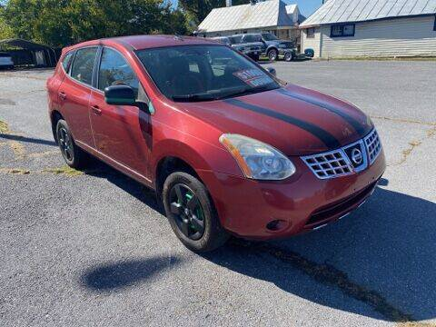 2008 Nissan Rogue for sale at Boris Auto Sales & Repairs in Harrisonburg VA