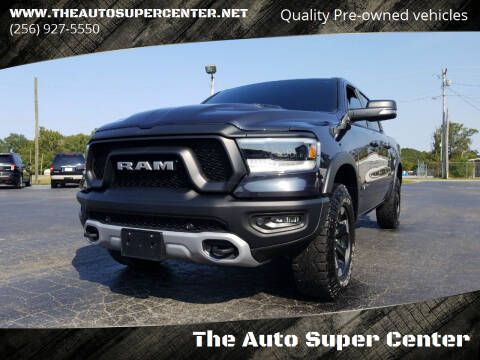 2019 RAM Ram Pickup 1500 for sale at The Auto Super Center in Centre AL