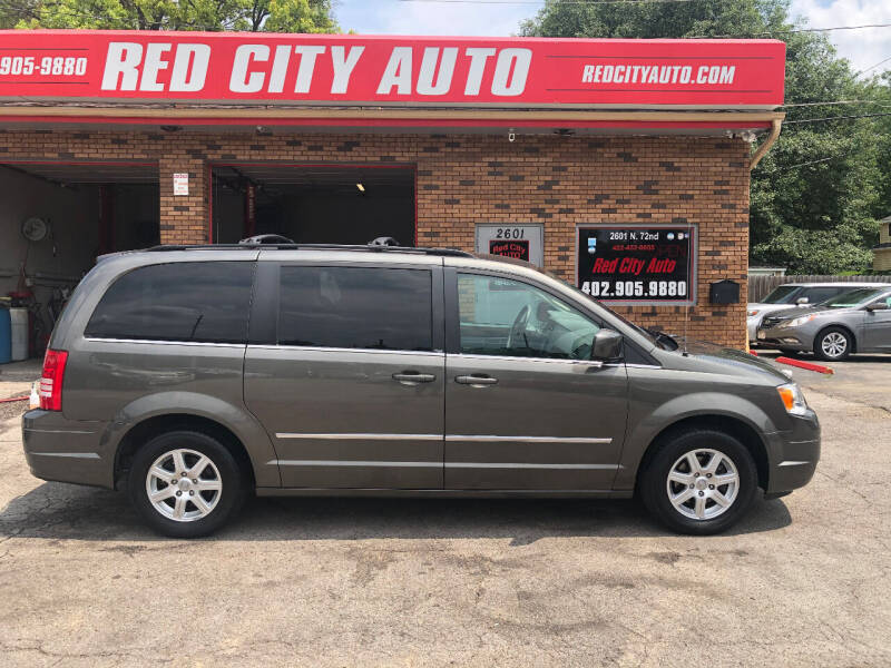 2010 Chrysler Town and Country for sale at Red City  Auto in Omaha NE
