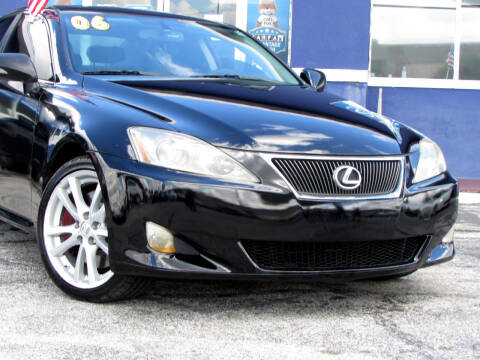 2006 Lexus IS 350 for sale at Orlando Auto Connect in Orlando FL