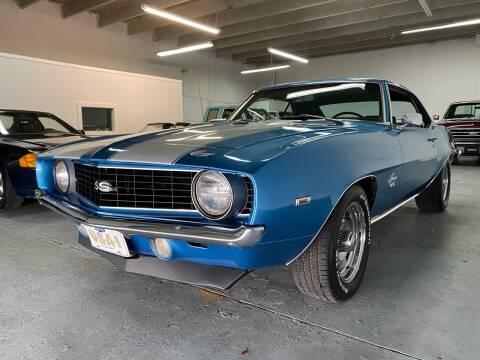 1969 Chevrolet Camaro for sale at American Classics Autotrader LLC in Pompano Beach FL