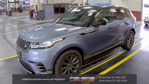 2018 Land Rover Range Rover Velar for sale at Fishers Imports in Fishers IN