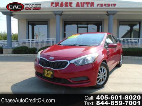 2016 Kia Forte for sale at Chase Auto Credit in Oklahoma City OK