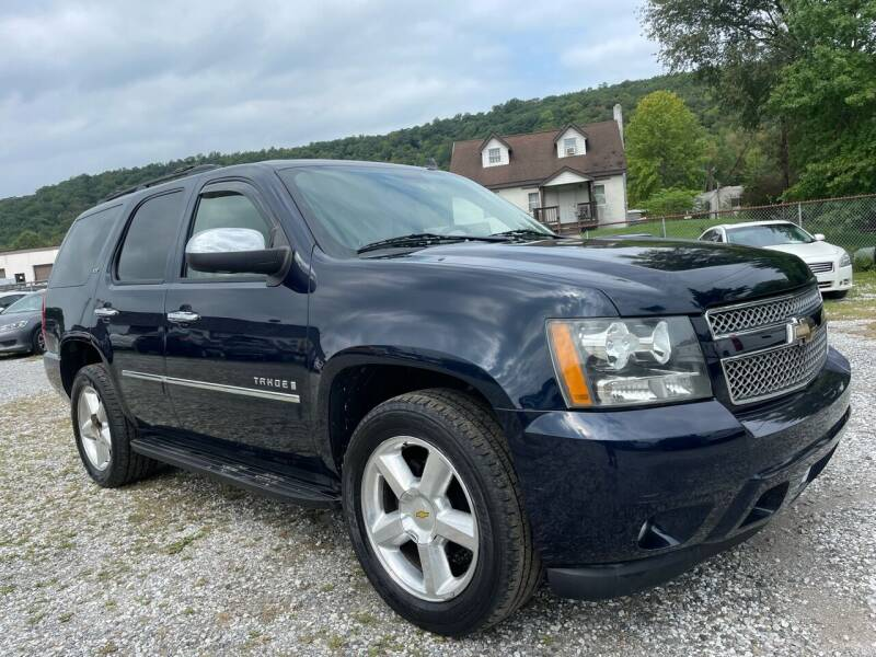 2009 Chevrolet Tahoe for sale at Ron Motor Inc. in Wantage NJ