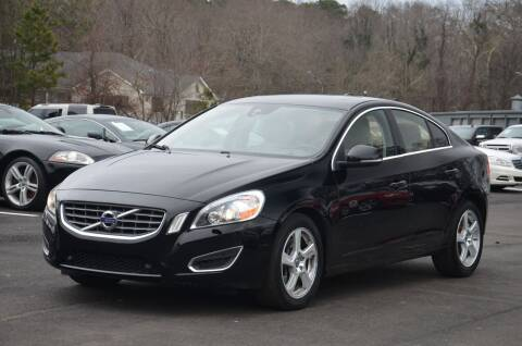 2013 Volvo S60 for sale at Carxoom in Marietta GA