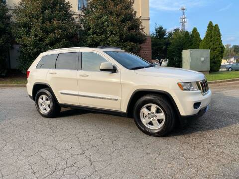 2012 Jeep Grand Cherokee for sale at GTO United Auto Sales LLC in Lawrenceville GA