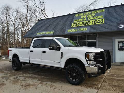 2019 Ford F-250 Super Duty for sale at Kevin Lapp Motors in Flat Rock MI