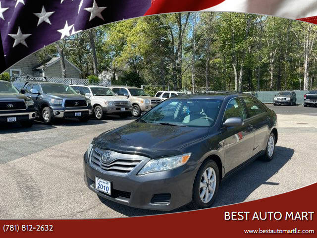 2010 Toyota Camry for sale at Best Auto Mart in Weymouth MA