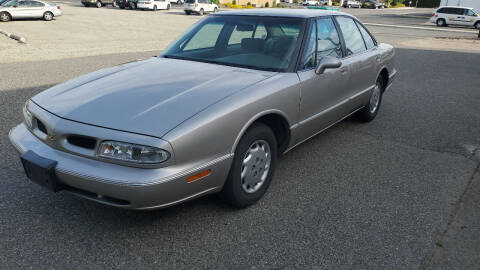 1997 Oldsmobile Delta Eighty-Eight for sale at West Richland Car Sales in West Richland WA