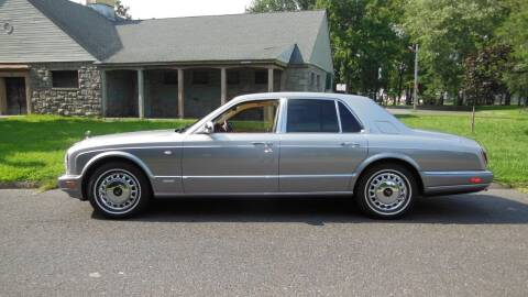 2001 Rolls-Royce Silver Seraph for sale at PALMA CLASSIC CARS, LLC. in Audubon NJ
