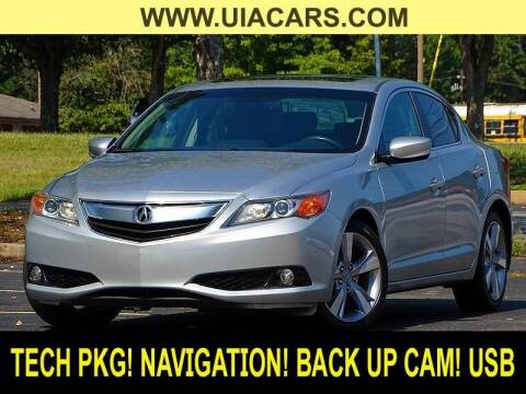 2013 Acura ILX for sale at Used Imports Auto - Lawrenceville in Lawrenceville GA