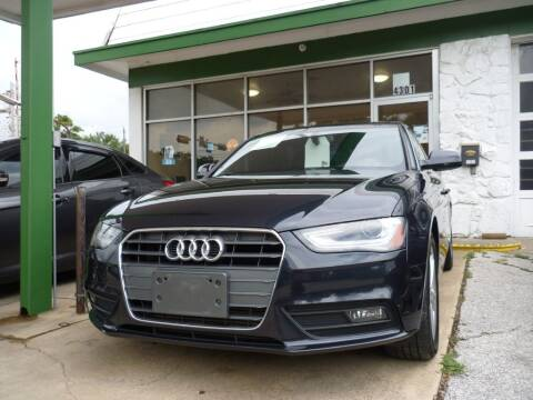2013 Audi A4 for sale at Auto Outlet Inc. in Houston TX