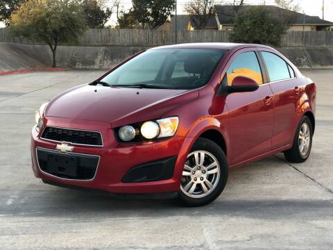 2016 Chevrolet Sonic for sale at Royal Auto LLC in Austin TX