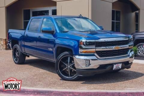 2018 Chevrolet Silverado 1500 for sale at Mcandrew Motors in Arlington TX