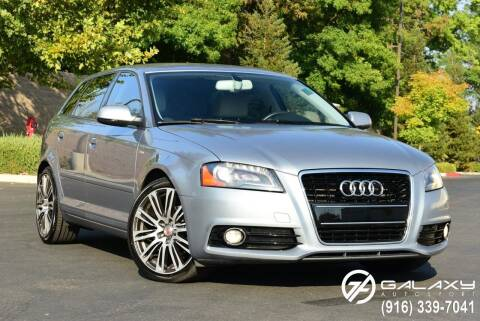 2011 Audi A3 for sale at Galaxy Autosport in Sacramento CA