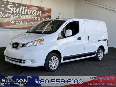 2016 Nissan NV200 for sale at SULLIVAN MOTOR COMPANY INC. in Mesa AZ