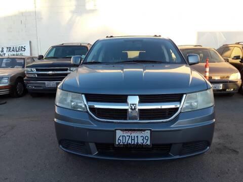 2009 Dodge Journey for sale at Goleta Motors in Goleta CA