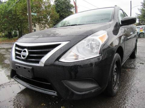 2016 Nissan Versa for sale at PRESTIGE IMPORT AUTO SALES in Morrisville PA