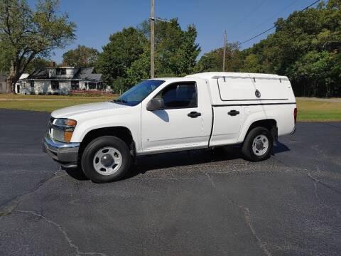 2009 Chevrolet Colorado for sale at Depue Auto Sales Inc in Paw Paw MI