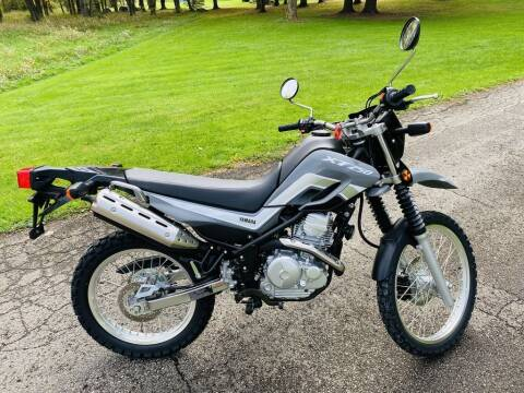 2022 Yamaha XT250 for sale at Street Track n Trail in Conneaut Lake PA