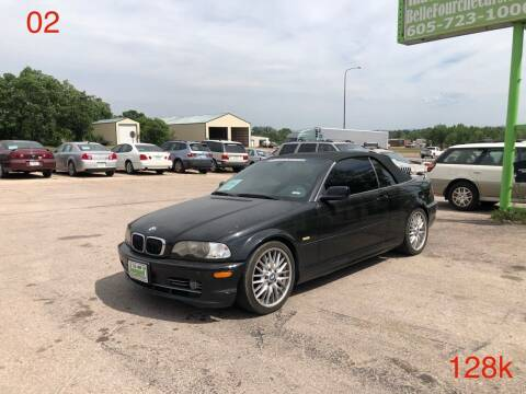 2002 BMW 3 Series for sale at Independent Auto in Belle Fourche SD