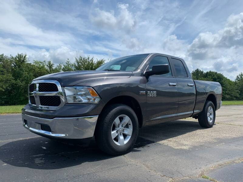 2016 RAM Ram Pickup 1500 for sale at Crawley Motor Co in Parsons TN