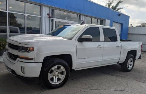 2017 Chevrolet Silverado 1500 for sale at Lincoln County Automotive in Fayetteville TN