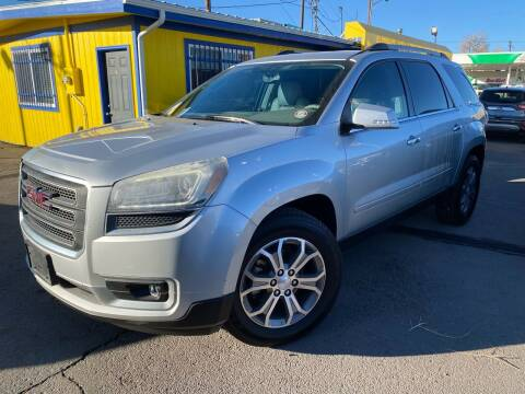 2014 GMC Acadia for sale at New Wave Auto Brokers & Sales in Denver CO