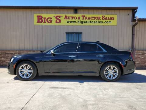 2016 Chrysler 300 for sale at BIG 'S' AUTO & TRACTOR SALES in Blanchard OK