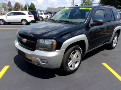 2007 Chevrolet TrailBlazer for sale at Ideal Auto Sales, Inc. in Waukesha WI