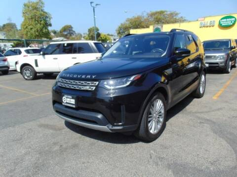 2017 Land Rover Discovery for sale at Santa Monica Suvs in Santa Monica CA