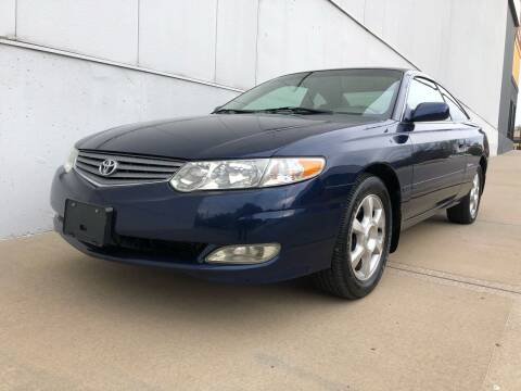 2003 Toyota Camry Solara for sale at WALDO MOTORS in Kansas City MO