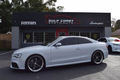 2013 Audi RS 5 for sale at Gulf Coast Exotic Auto in Biloxi MS