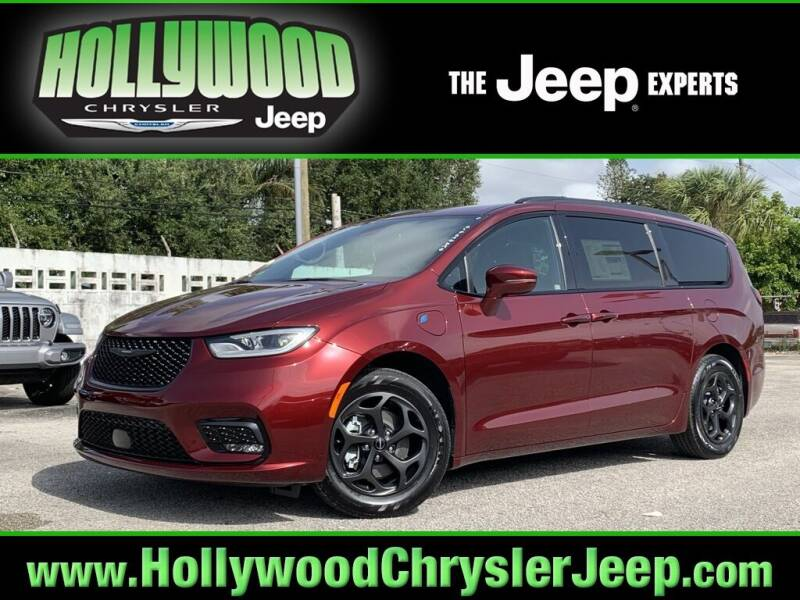 2021 Chrysler Pacifica Hybrid for sale in Hollywood, FL