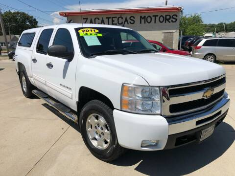 2011 Chevrolet Silverado 1500 for sale at Zacatecas Motors Corp in Des Moines IA